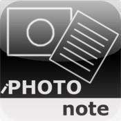 iPhotoNote - Photos With Description