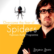 Overcome Fear of Spiders (Arachnophobia) Hypnosis App-Benjamin Bonetti