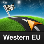 Sygic Western Europe: GPS Navigation