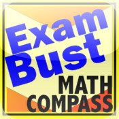 COMPASS Math Flashcards Exambusters