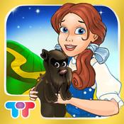 Der Zauberer von Oz - Ein interaktives Märchenbuch für Kinder in HD