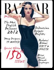 Harper's BAZAAR Indonesia Interactive
