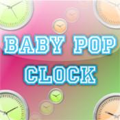 Baby Pop Clock
