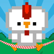 Jump The Rope Chicken chicken invaders 2