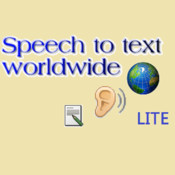 AA AI speech to text lite multilingual for iPad