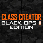 Class Creator - Black Ops 2 Edition (Unofficial App for Call of Duty: Black Ops 2) black office furniture