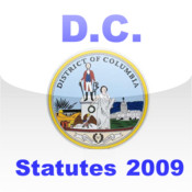 District of Columbia Code (2009 edition) aka DC09