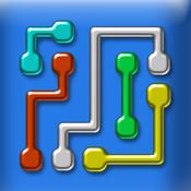 Flow Fun Road - Connect two Dots through crossy Bridges - Endless Arcade Free Game