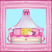 Hidden Objects Game - Sweet Rooms