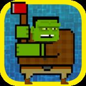 Lumberjack Aqqa - Chop Chop Timber Man!
