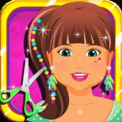 Ace Fun Kids Hair Spa - Salon Games for Girls Free