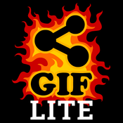 GIF Share - Download Manager Lite
