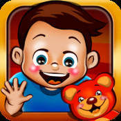 Pong & Teddy HD by KLAP - Teach your kids to identify human body parts. Animated body parts, interactive grahics.