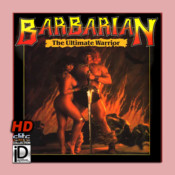 Barbarian -The Ultimate Warrior