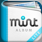 MINT ALBUM lite : Photo Album Manager photo album book