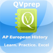 QVprep AP European History : Learn Test Review for AP advanced placement Euro History for SAT Subject test, for College History majors, Schools, Colleges and exam preparation view transaction history