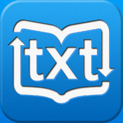 TxtPub Text Reader – Convert Text Files to ePub Files Automatically and Read Them image files