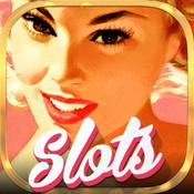 AAA Pinup Slots Vegas Casino Slot Machine Games - Win Progressive Chips, 777 Wild Cherries, and Best Bonus Jackpots