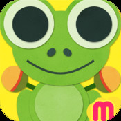 Animal sound box – learn music with cute animals – app for babies, infants and toddler