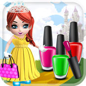 My Princess Nail Salon Dream Design Club Game - Free App free salon design software
