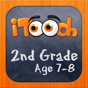 iTooch 2nd Grade | Math and Language Arts worksheets for 2nd graders