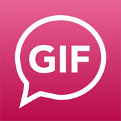 Sound Gif Messenger - Send GIFs with sound in chat and iMessage sound