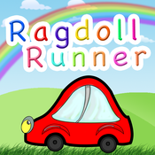 Ragdoll Runner - Endless Physics Jumping Collision Game