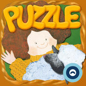 Fluffy Puzzles - Free Educational Puzzles for kids kids online puzzles