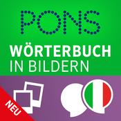 PONS Picture Dictionary Italian - Learn Italian with Audio and Images italian