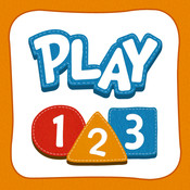 PLAY123 for iPhone : Fun and interactive learning activities for kids!