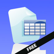 iSpreadsheet Free (Mobile Spreadsheet)