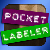 Pocket Labeler - Wallpaper/Backgrounds Creator