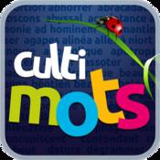 Cultimots - Un jeu de culture, de vocabulaire et de mémoire pour apprendre de nouveaux mots tous les jours