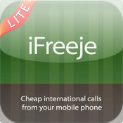 iFreeje Lite - cheap international calls to Skype, cell and landline phones! recycle cell phones