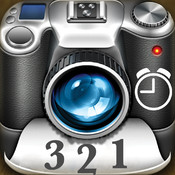 TimerCamera (Self Timer, Automatically captures photos with Timer and customized number of Shots) translator timer