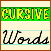 Cursive Words cursive handwriting