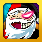 Santa Is Not Happy