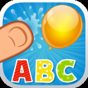 ABC Balloon Letters: Learn to write, Phonics and Spell Letters - Free mini games for Babies, Toddlers, Preschool & Kindergarten Kids