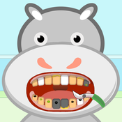 Animal Dentist Office - Fun Teeth Games For Boys And Girls At The Doctors Office
