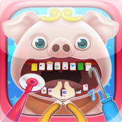 Animal Pet Dentist Office Makeover - Free Games for Boys and Girls