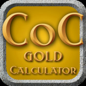Gold Calculator for Clash of Clans