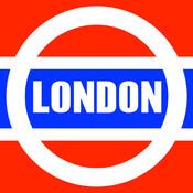 伦敦地铁离线旅游指南 -自由行必备,机票酒店,路线地图, London Travel Guide with offline Tube Map, Bus Map, Street maps