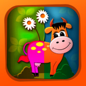 Picture Puzzle HD by KLAP - Learning how to form a correct picture is an awesome activity for kids. A great brain teaser and an interesting puzzle.