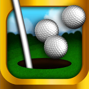 Super Golf Golf Challenge - Catch 100 Golf Balls 3 Fun Free Mini Games in One! By Lillie's Pad Apps