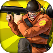 Army Rumble Defence - Battle On Death Island rumble