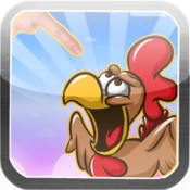 Chicken Fingers Free - Angry Security Birds