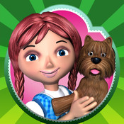 Wizard of Oz - Book & Games wizard games