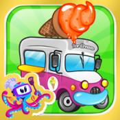 Ice Cream Maker: A Crazy Chef Adventure