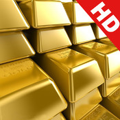 Gold now HD - Real-time price of gold and silver,reliable and professional proshow gold 4 0