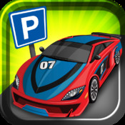 A Luxury Sports Car Parking - 3D Driving High Roller Racing and Traffic Simulator FREE high traffic flooring